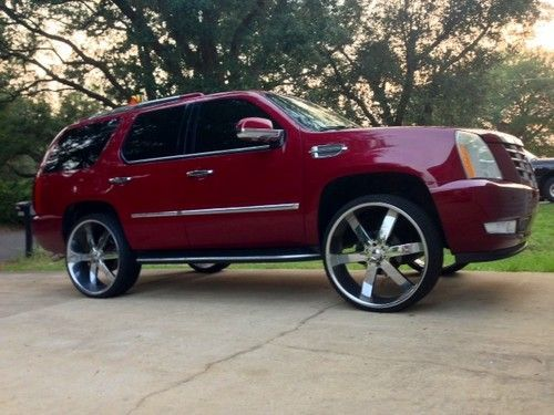 Buy Used 2007 Cadillac Escalade 28 Inch Rims Kleanfacer