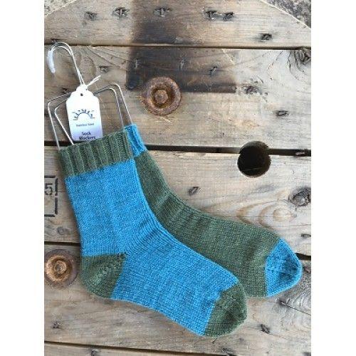 Kit prêt-à-tricoter - Bas Soonly - (Pure-Laine). Kit prêt-à-tricoter - Bas Soonly.