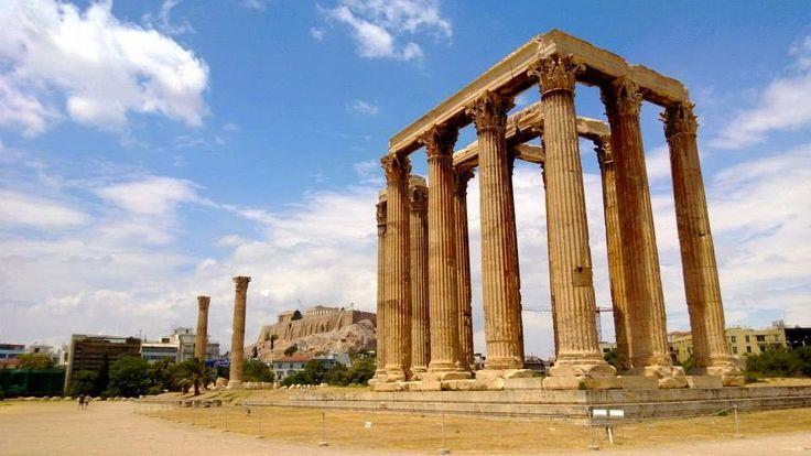 Apen matkat: Ateena, Akropolis ja muita antiikin aarteita