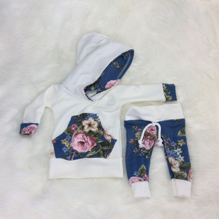 Baby girl hoodie and sweats, newborn baby girl outfit, girl  take home outfit, baby shower outfit, hoodie and sweats by Peekarookid on Etsy https://www.etsy.com/listing/504472428/baby-girl-hoodie-and-sweats-newborn-baby