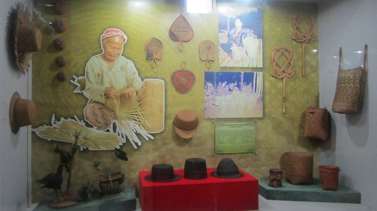 Handycraft from South Kalimantan