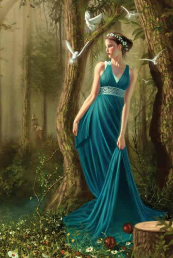 Persephone Greek Goddess | Persephone and other Greek Goddesses