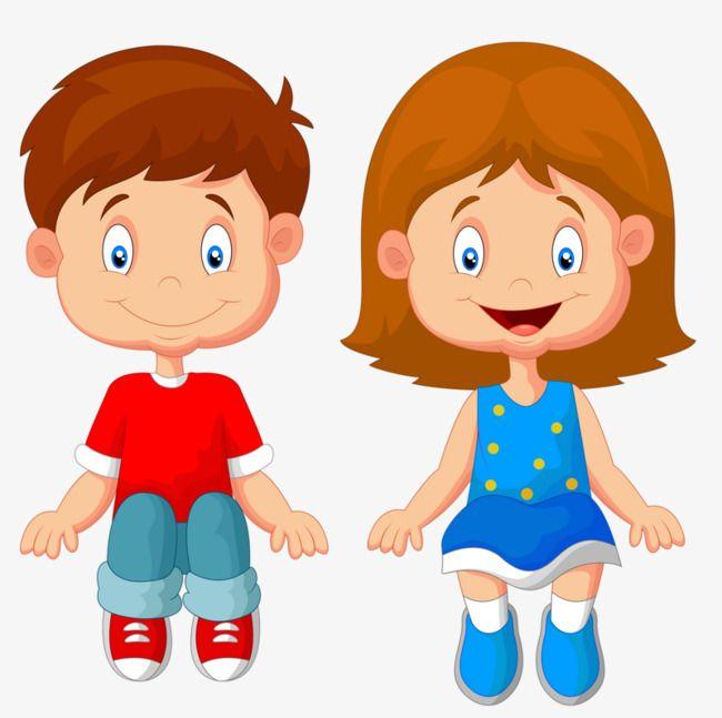 بنات اولاد Art Drawings For Kids Cartoon Clip Art Family Cartoon