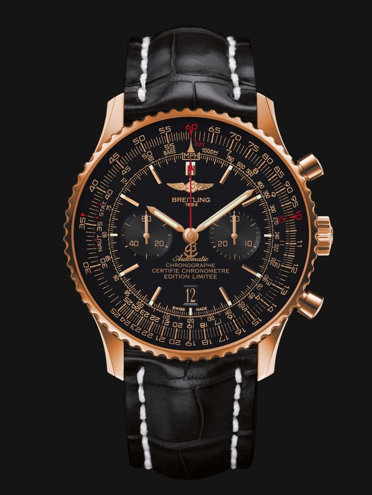 Navitimer 01 (46 mm) - Limited editions - Breitling - Instruments for Professionals