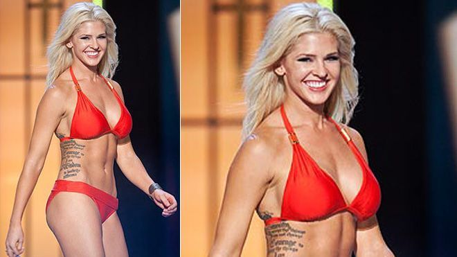 Miss Kansas is a deer hunting, tattoo-wearing sergeant in the U.S. Army