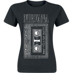 Nirvana As You Are Tape T-Shirt