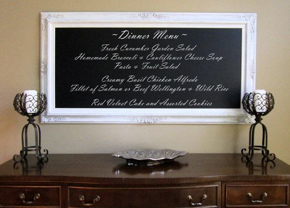124 best images about chalkboards mirrors for the home for Long narrow mirrors for sale