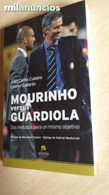 Vendo libro Mourinho vs Guardiola. Anuncio y más fotos aquí: http://www.milanuncios.com/libros/mourinho-versus-guardiola-146024648.htm
