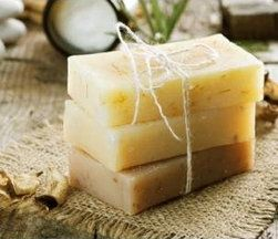 All kinds of homemade soap recipes