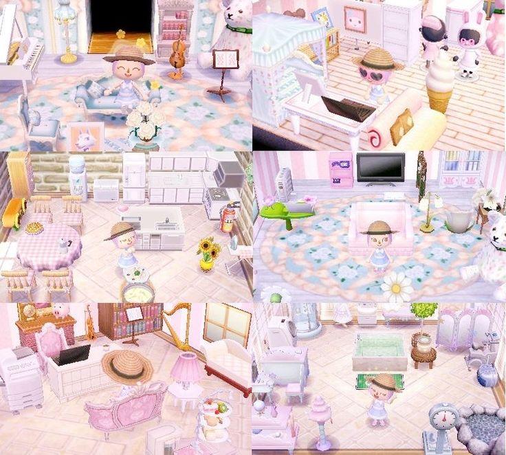http://princess--crossing.tumblr.com : Das Haus der Prinzessin richtest du am besten ein mit edlen Möbeln in Pastellfarben.
