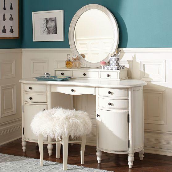 best 25 teen vanity ideas on pinterest decorating teen bedrooms teen bedroom inspiration and. Black Bedroom Furniture Sets. Home Design Ideas