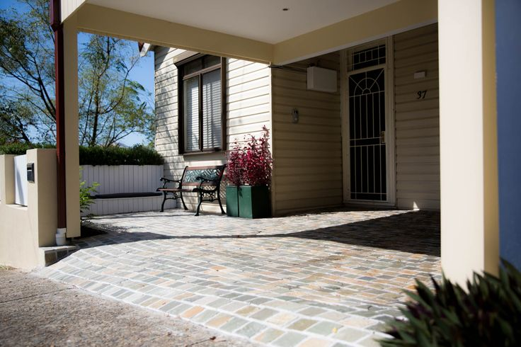 How would this beautiful timeless rustic look of our Bonza Cobblestones look in your home or garden? Visit our website to learn the various characteristics of each stone and receive individual assistance in choosing just the right product to beautify your home and garden.  http://www.armstone.com.au/products/cobblestones/bonza/