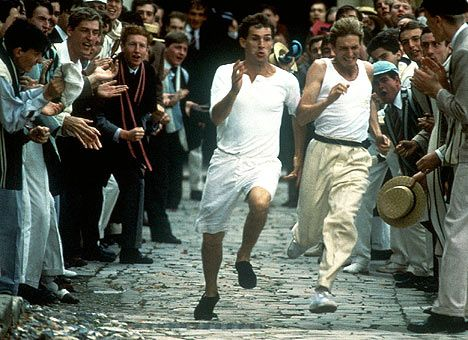 Chariots of Fire -We must run the race with endurance with the prize being Christ Himself.