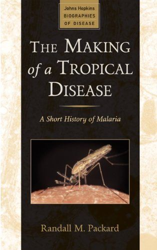 My current read. The Making of a Tropical Disease: A Short History of Malaria (Johns Hopkins Biographies of Disease) by Randall M. Packard, http://www.amazon.com/gp/product/142140396X/ref=cm_sw_r_pi_alp_wrxKpb0TN9AHW