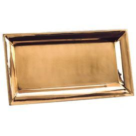 how to clean a copper tray
