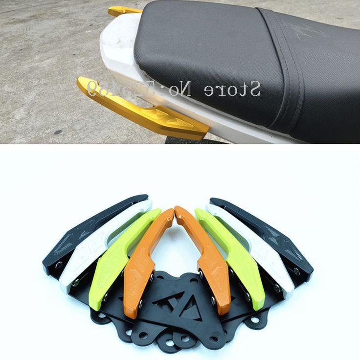 34.69$  Watch now - https://alitems.com/g/1e8d114494b01f4c715516525dc3e8/?i=5&ulp=https%3A%2F%2Fwww.aliexpress.com%2Fitem%2F1-Pair-4-Color-CNC-Motorcycle-Rear-Grab-Bars-Rear-Seat-Pillion-Passenger-Grab-Rail-Handle%2F32752578089.html - 1 Pair 4 Color CNC Motorcycle Rear Grab Bars Rear Seat Pillion Passenger Grab Rail Handle Accessories For Honda Grom MSX125 / M3