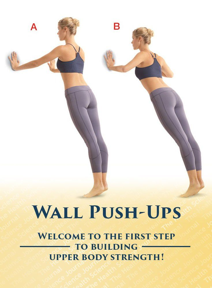 Wall Push-Ups - The Health Science Journal