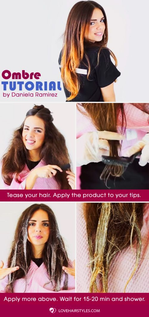 How To Dye Your Hair Get Salon Results When Stuck At Home How To Ombre Your Hair Diy Ombre Hair Ombre Hair Tutorial