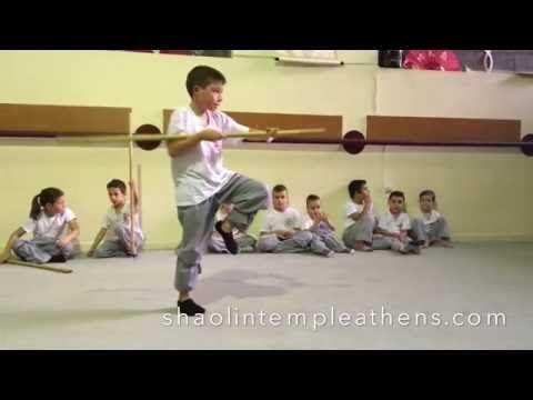 Shaolin Temple Athens | Παρουσίαση Εκπαιδευτικής Ύλης 2015-2016
