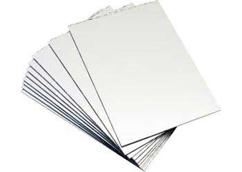 Mirrors – Plastic 12X17cm – Pack 10