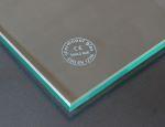 ESG-Sicherheitsglas - klar