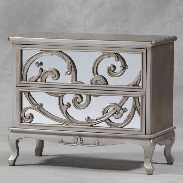 Venetian Glass Bedroom Furniture