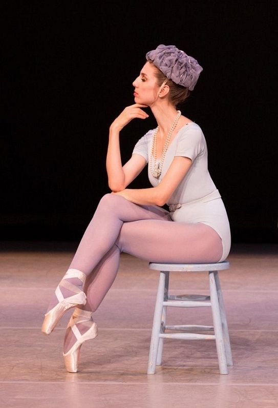 Violeta Angelova in The Concert, Suzanne Farrell Ballet, December 2014 - The Farrell dancers were at the top of their game in this hilarious and immensely enjoyable ballet-burlesque. Even more than 60 years since its premier, The Concert still retains its comic brilliance and peculiar charm…