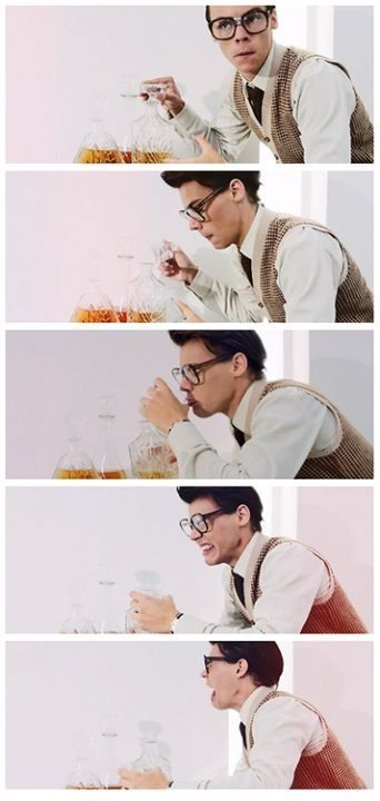 This was one of my favorite Marcel moments.