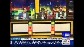 Mazaaq Raat With Waseem Abbas and Ahmed Jahanzeb On Dunya News 27th February 2017