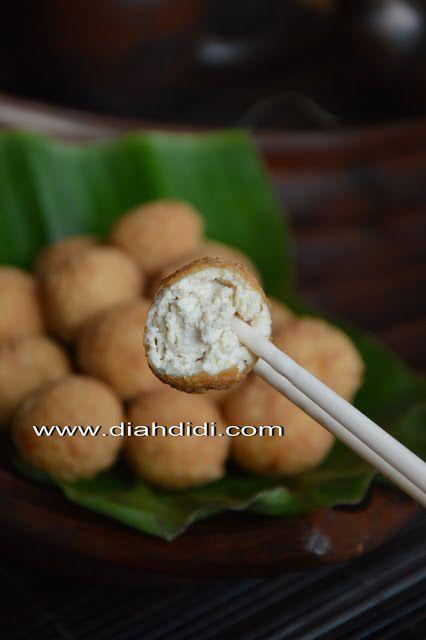 Diah Didi's Kitchen: Tahu Bulat Keriting..Cemilan Murah Meriah dan Sangat Gampang di Buat..^^