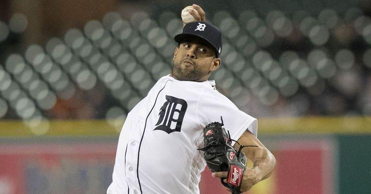 Detroit Tigers release struggling closer Francisco Rodriguez - Detroit Free Press