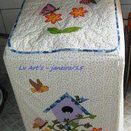 Capa para lavadora de roupas Electrolux 12kglavadora