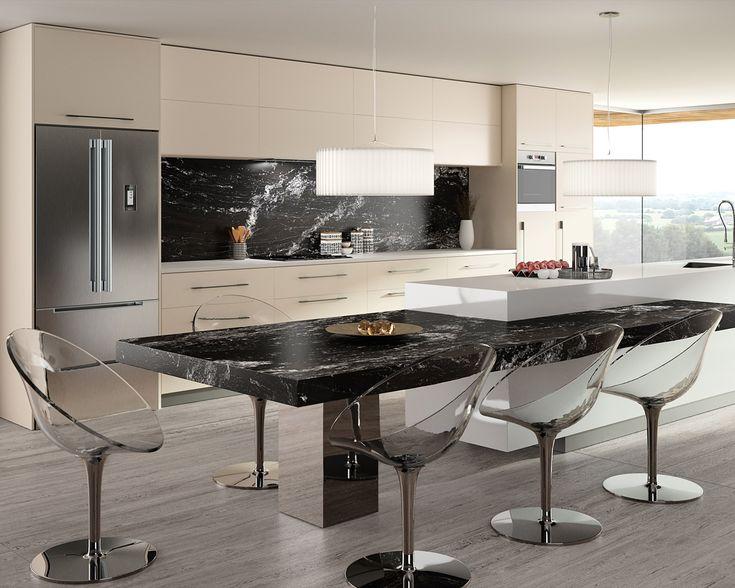 24 beautiful kitchen splashback ideas to copy in 2020 ...