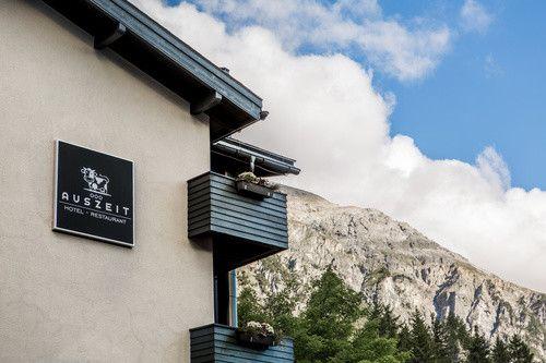Verwöhngarantie 3-Sterne Hotel Restaurant Auszeit Lenzerheide Graubünden
