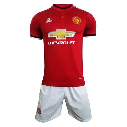 Camiseta Manchester United Primera 2017 2018