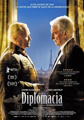 #Diplomacia #moviereview #movie2014