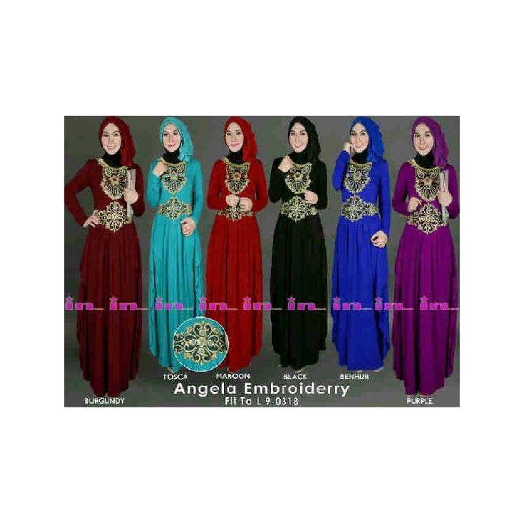 Jual Baju Angela 9-0318 GBMTA - Pusat Grosir Baju Metro Tanah Abang