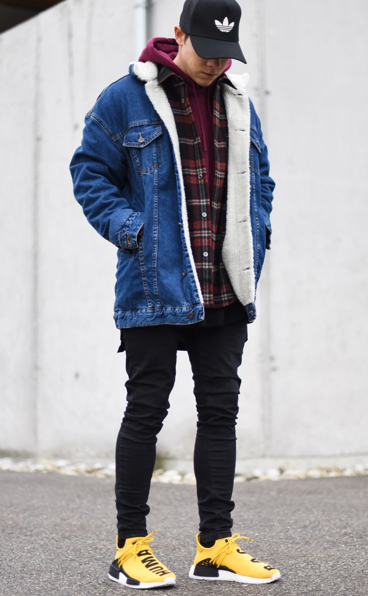 Best 25+ Denim jacket men ideas on Pinterest | Men denim ...