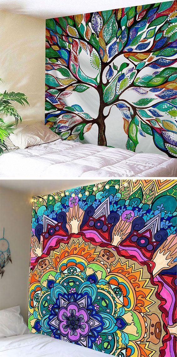 home decor ideas:Wall Tapestries