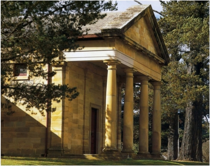 Berrima Court House 1838
