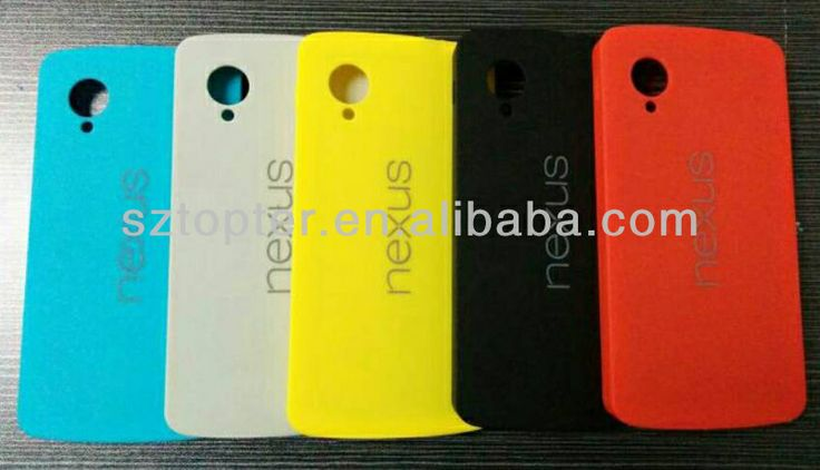 For LG google nexus 5 cases original design high quality bumper case with retail package