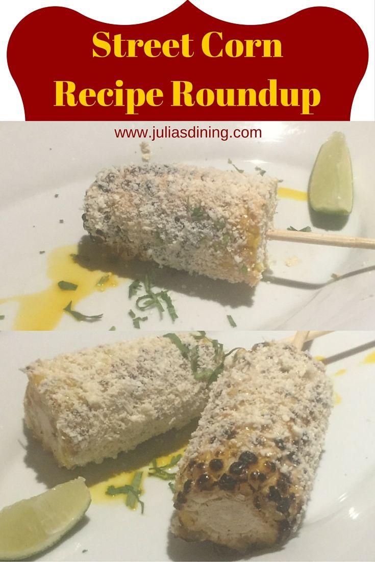 Street Corn Recipe Roundup
