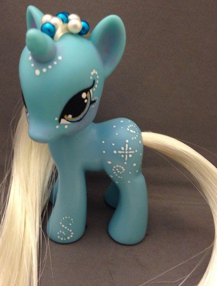 OOAK Custom My Little Pony G4 FiM MLP Ella #Hasbro