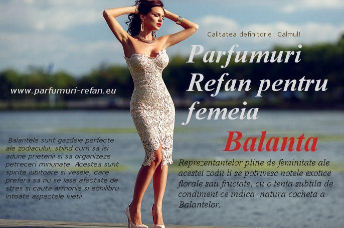 Parfumuri REFAN - Balanta