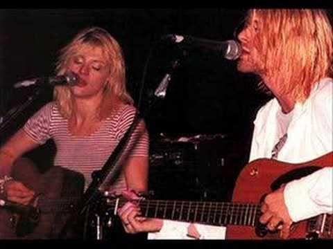 Kurt Cobain & Courtney Love Duo @ Club Lingerie - YouTube