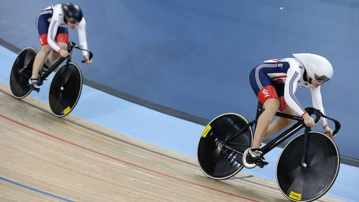 Jess Varnish and Katy Marchant finished fifth at the World Championships in London