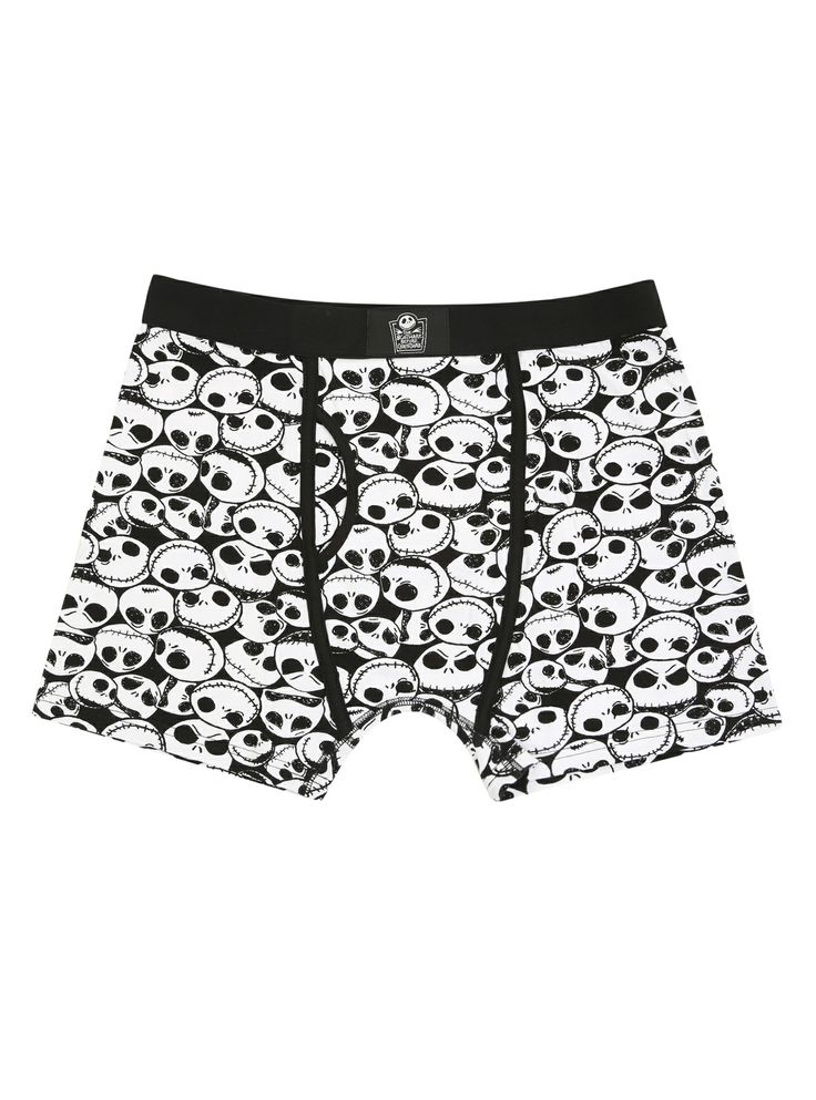 The Nightmare Before Christmas Jack Boxer Briefs | Hot Topic