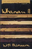 See for Whanau II in the library catalogue.