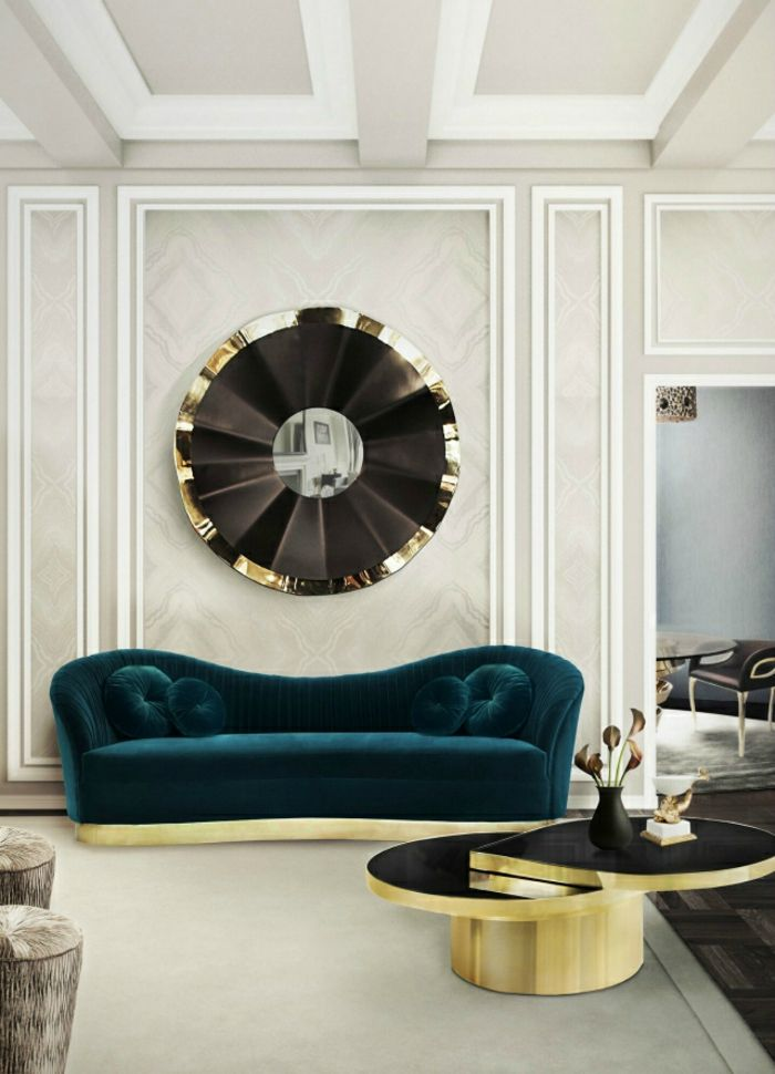 ▷ 1001+ Idées pour un salon moderne de luxe + comment ...
