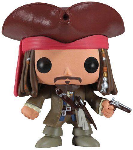 Funko - Pdf00003911 - Figurine Cinéma - Pop - Disney - Jack Sparrow: Funko Pop!: Amazon.fr: Jeux et Jouets